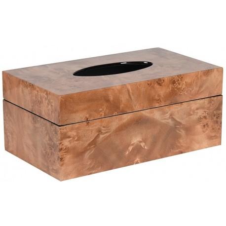 Pudełko na chusteczki  GOLDEN TREASURE