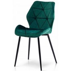 Krzesło DIAMOND zielone