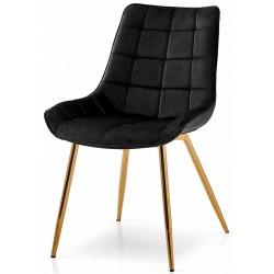 Krzesło CONSTANCE czarne