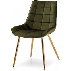 Krzesło CONSTANCE oliwkowe
