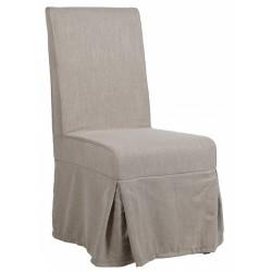 Krzesło CORSETTO LINEN grey