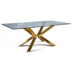 Stół GOLD QUARTZ