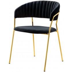 Krzesło SEVERIN czarne