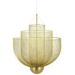 Lampa wisząca GOLD BASKET S