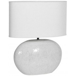 Lampa WHITE OVAL