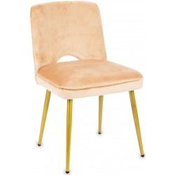 Krzesło SWEET baby pink