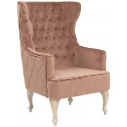 Fotel MAGIC rose pink