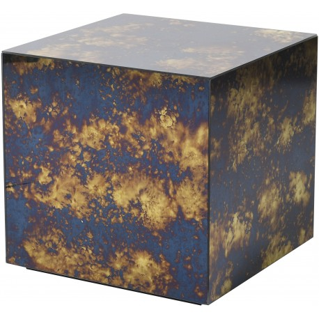 Lustrzany stolik GOLD SKY