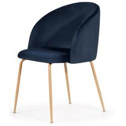 Krzesło LORENCE granat