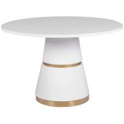 Stół NEWTON biały