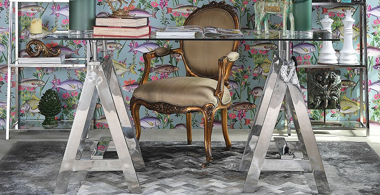 Eleganckie biurka, nowoczesne i stylowe.